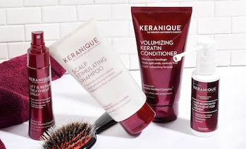 $20 Voucher Towards Keranique's 30-Day Intro Kit (valued at $49.95)