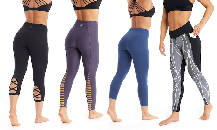 Clearance: Marika Women's Active Leggings