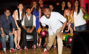 Up to 74% Off at AMF Bowling Co.