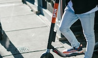 $8 Credit Towards Electric Scooter Rides