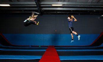Up to 37% Off Jump Pass at Flight Fit N Fun Springfield