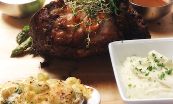 Up to 50% Off Steaks, Seafood, and Drinks at Bobby Van's Grill