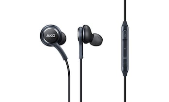 Samsung Galaxy Stereo Headphones Tuned by AKG (1-, 2-, 3-, or 5-Pack)