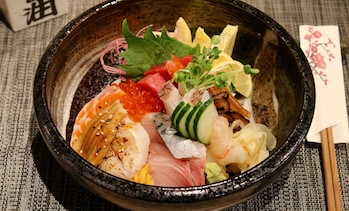 Up to 46% Off Japanese Fare at Sushi Hachi
