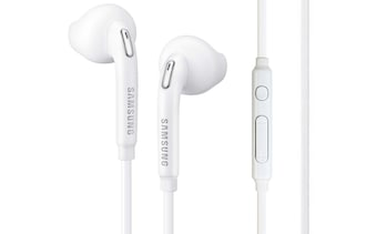 Samsung Active In-Ear Headphones with Remote and Mic