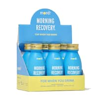 Deals on 6 Pack Morning Recovery 3.4 oz